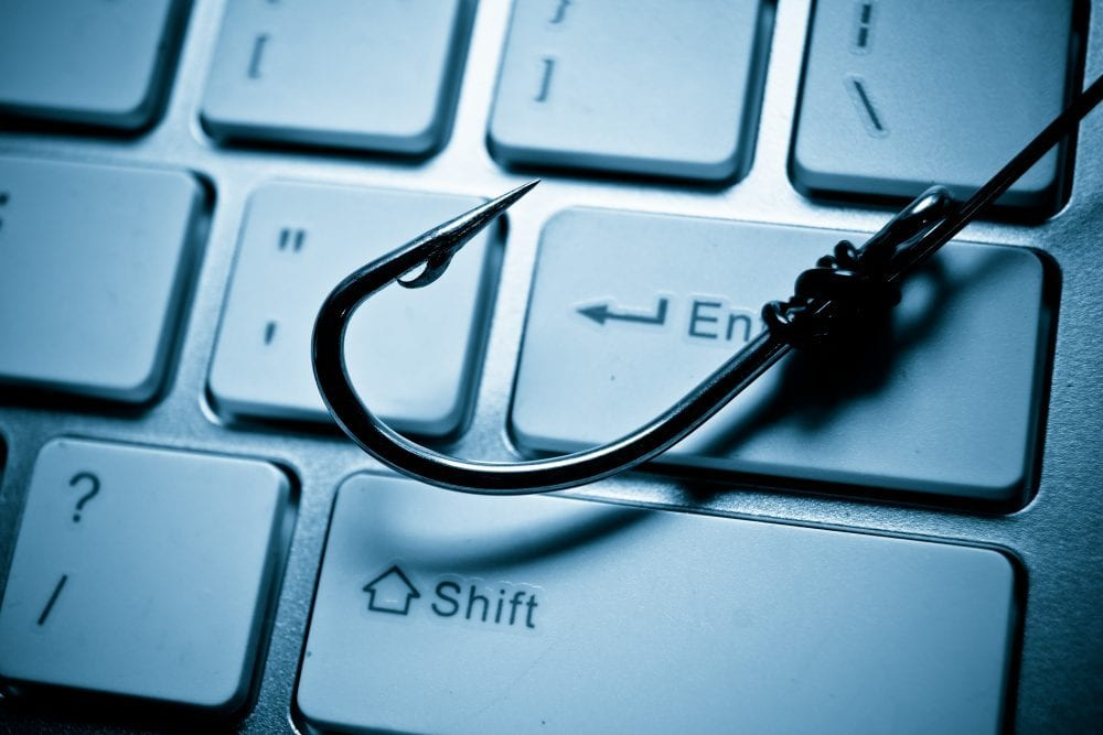 Cyber security specialists talk phishing