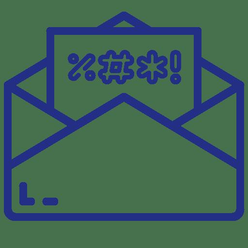 Odd email addresses