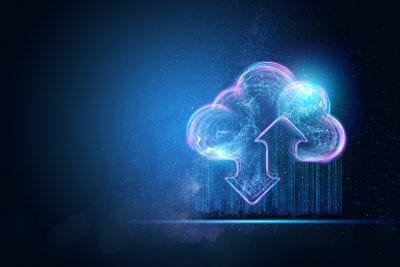 Application security development in the cloud